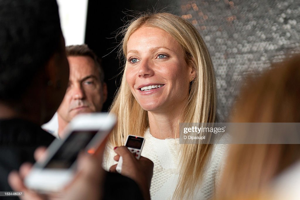 <a gi-track='captionPersonalityLinkClicked' href=/galleries/search?phrase=Gwyneth+Paltrow&family=editorial&specificpeople=171431 ng-click='$event.stopPropagation()'>Gwyneth Paltrow</a> attends The Tracy Anderson Method Pregnancy Project at Le Bain At The Standard on October 5, 2012 in New York City.