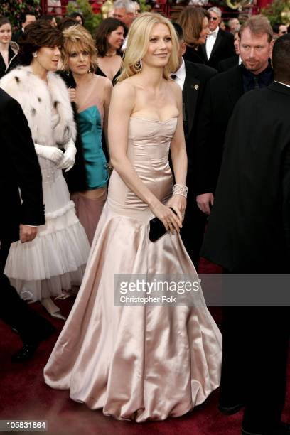 Gwyneth Paltrow during The 77th Annual Academy Awards Arrivals at Kodak Theatre in Los Angeles California United States