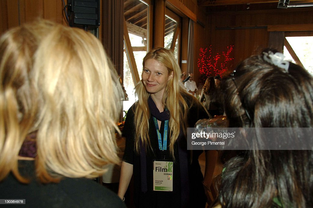Gwyneth Paltrow Exclusive Coverage during 2006 Sundance Film Festival - Director's Brunch at Sundance Resort in Park City, Utah, United States.