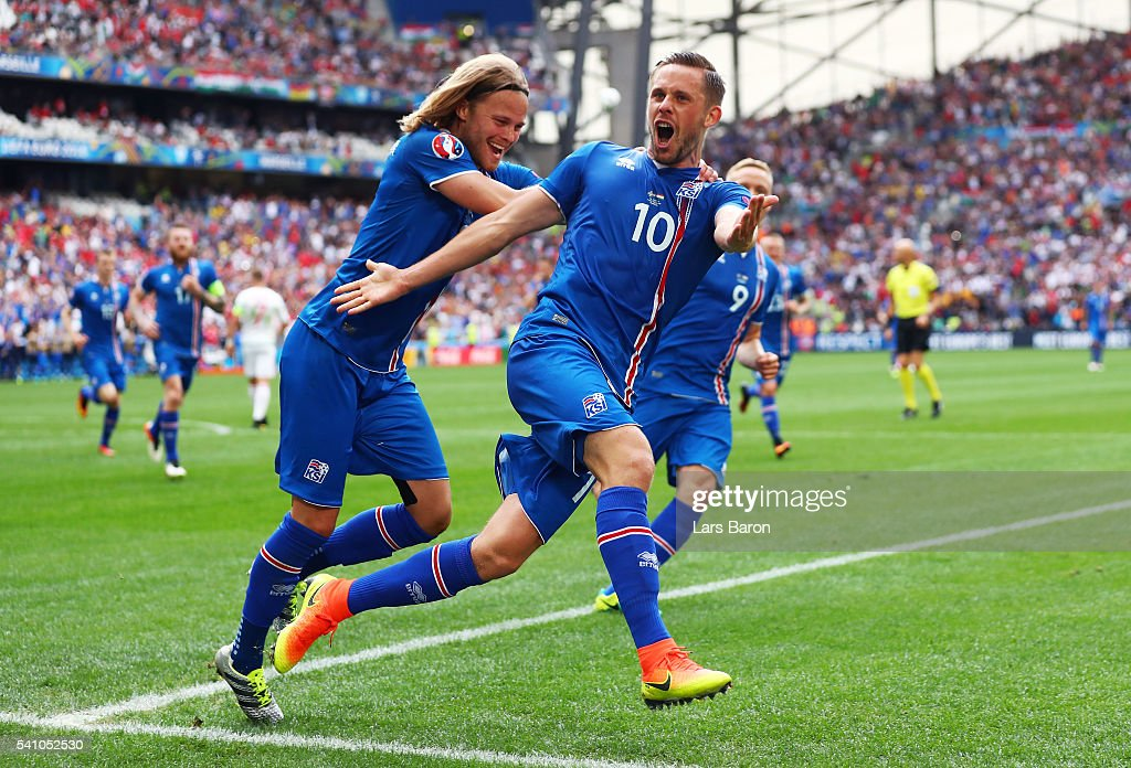 Iceland v Hungary - Group F: UEFA Euro 2016