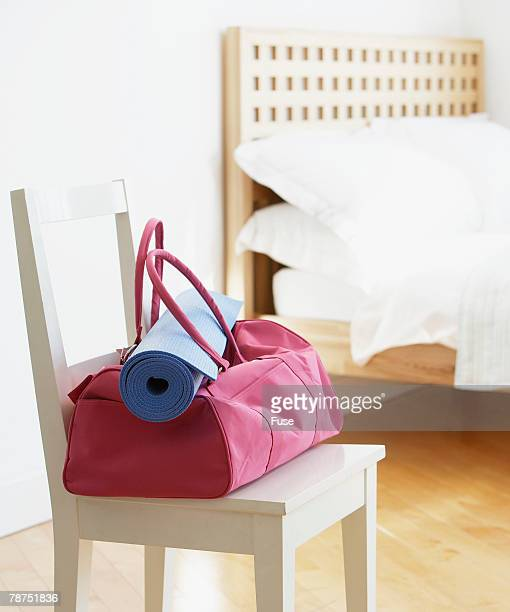Gym Bag in a Chair