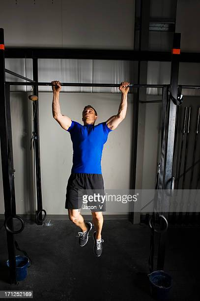 crossfit Chinup