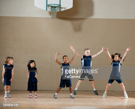 Salto de tijera fotograf as e im genes de stock getty images - Imagenes de gimnasio ...