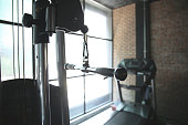 Gym Equipment with treadmill