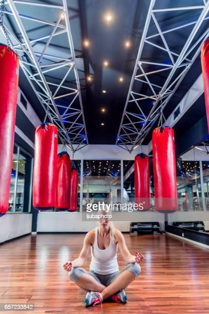 Gym meditation
