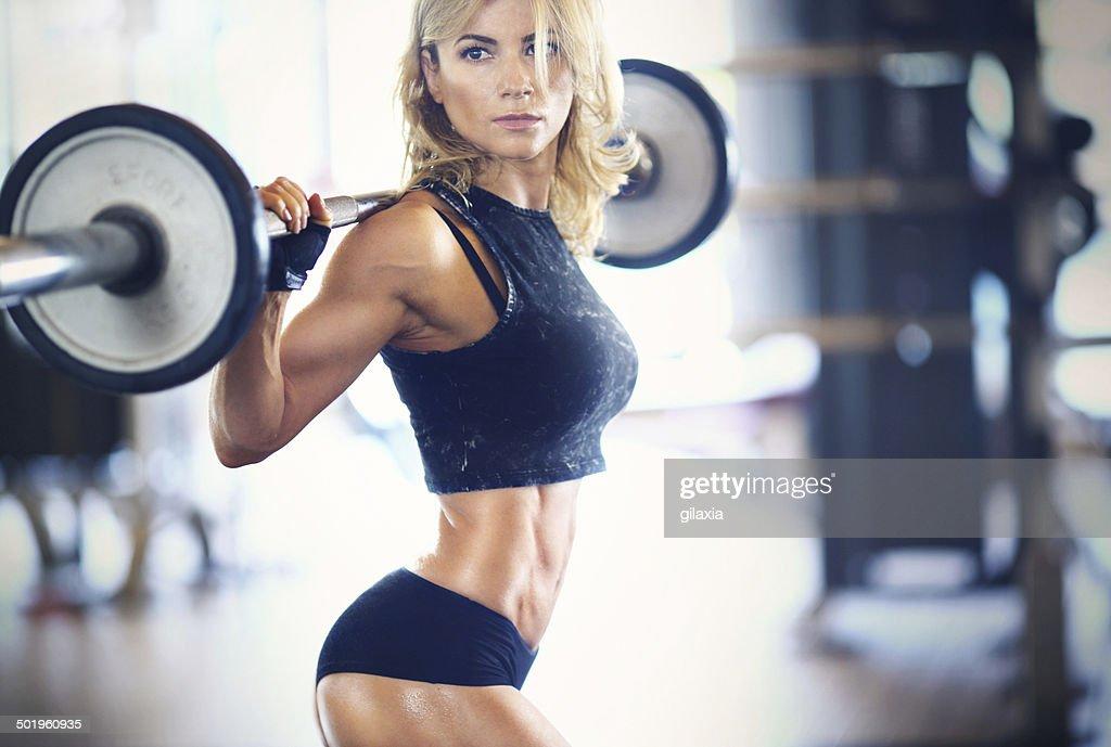 Séance de Gym. : Photo