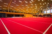 Gymnastic center in the Faroe Islands