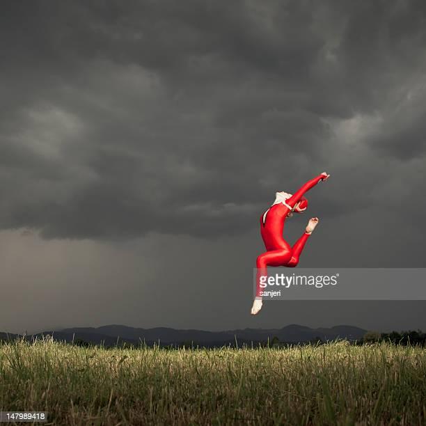 Turnen jump