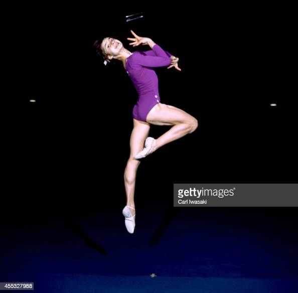 Nadia Comaneci 1976 Stock Photos And Pictures Getty Images