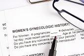 Gynecologic history