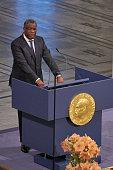 Nobel Peace Prize Award Ceremony 2018