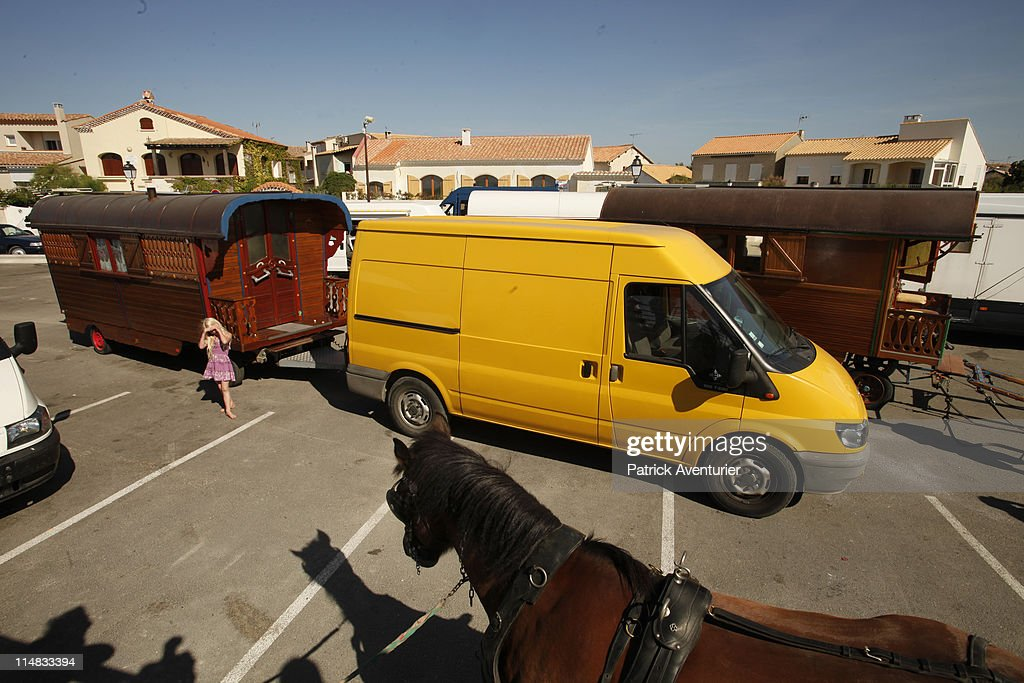 Annual Gypsies Pilgrimage At Saintes Maries De La Mer