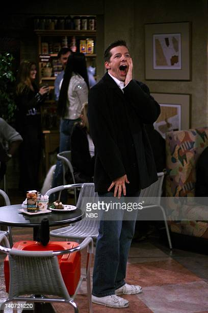 WILL GRACE 'Gypsies Tramps and Weed' Episode 7 Pictured Sean Hayes as Jack McFarland Photo by NBCU Photo Bank