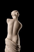 gypsum plaster sculpture of Venus