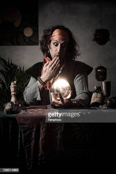 Gypsy Fortune Teller e Sfera di cristallo
