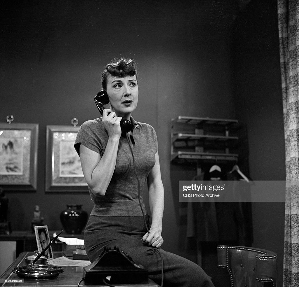 HOUR. <a gi-track='captionPersonalityLinkClicked' href=/galleries/search?phrase=Gypsy+Rose+Lee&family=editorial&specificpeople=215427 ng-click='$event.stopPropagation()'>Gypsy Rose Lee</a> in 'The Charmer'. Image dated January 1, 1958.