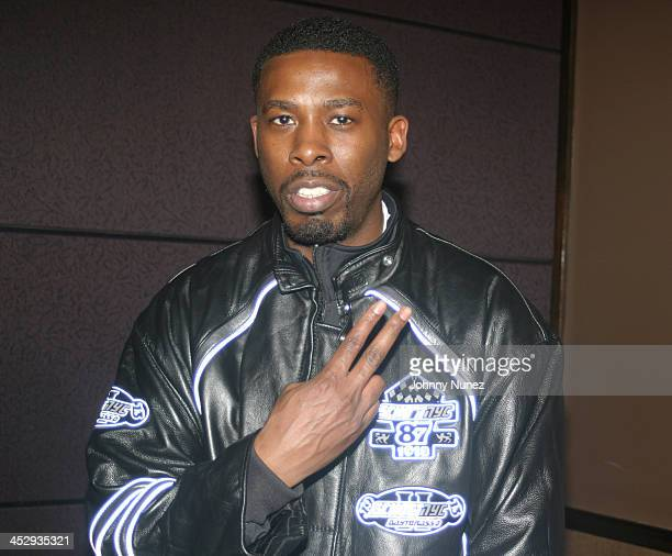 Gza during Rza and Trace Magazine Host Kill Bill Vol 2 Private Screening at Tribeca Screening Room in New York City New York United States