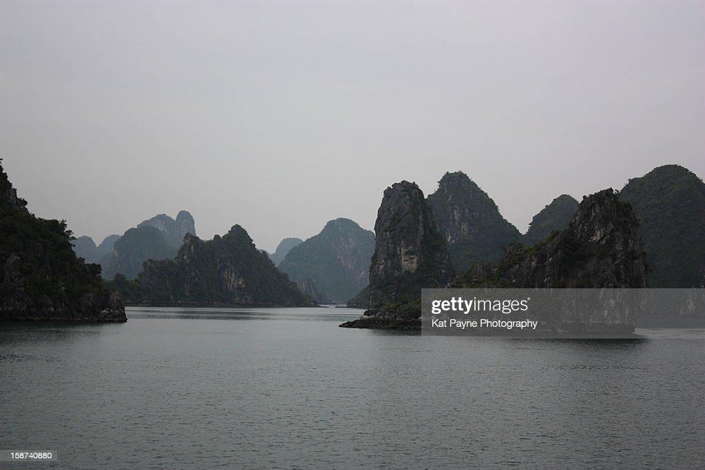 Ha Long Bay : Stock Photo