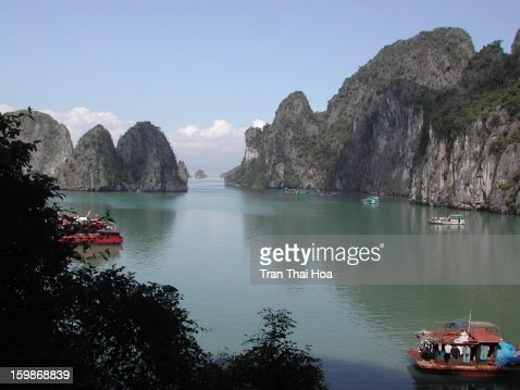 Ha Long bay : Stock Photo