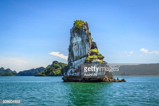 Ha long bay : Foto de stock