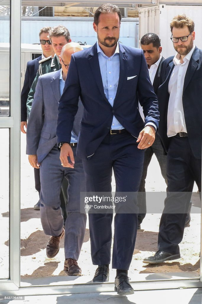 haakon-crown-prince-of-norway-tours-the-sahara-forest-project-launch-picture-id843726178