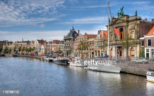 Haarlem, Holland : Stock Photo