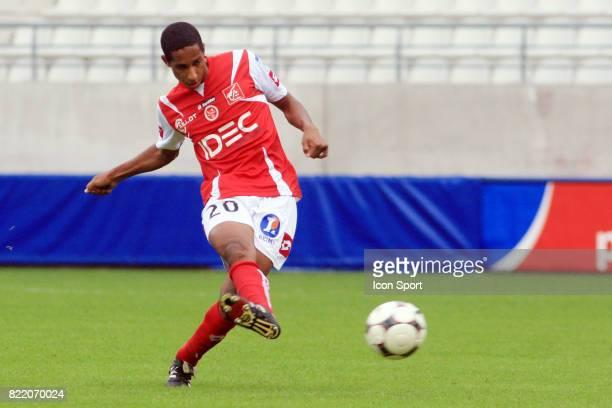 Habib Jean BALDE Reims / UNFP Match amical