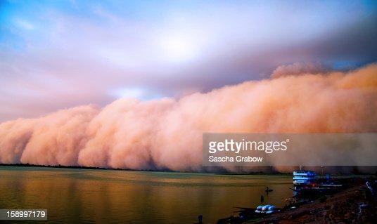 Haboob - Sandstorm - Dust Storm - Harmattan