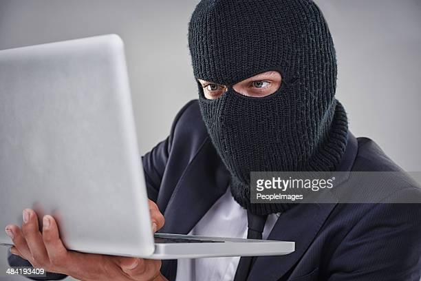 Hacking al tuo segreto di file