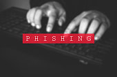 Hacking virus entering in the system. Hacker stealing data concept. Internet security breach