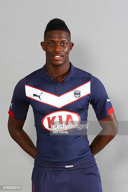Hadi SACKO Portrait Officiel Bordeaux Photo Lelann / Icon Sport/MB Media
