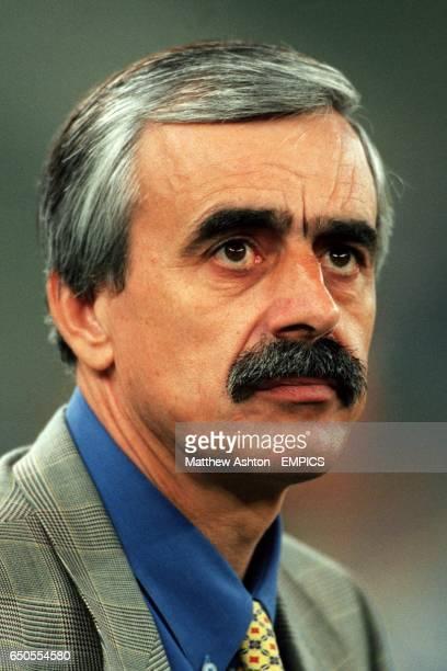 Hadjuk Split coach Ivan Katalinic