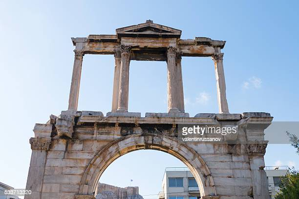 Hadrian's Gate, Athens, Greece