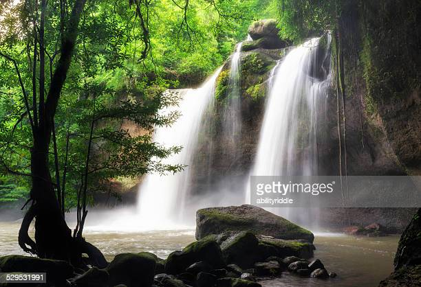 Haew Suwat Waterfall, Khao Yai Nation Park