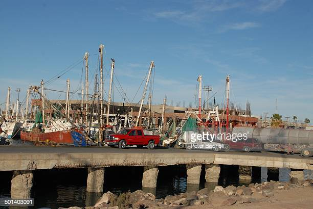 Hafen Puerto Penasco Sonora Mexico Mittelamerika Boote Reise BB DIG PNr 181/2011