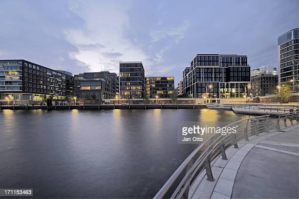 Hafencity von Hamburg