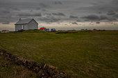 Hafnir village