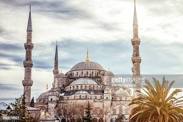 Hagia Sophia cathedral in Turkey
