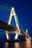 Haikou,Century Bridge