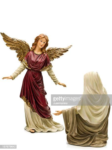 Hagel Mary (Weihnachtskrippe-Verkündigung Mariä