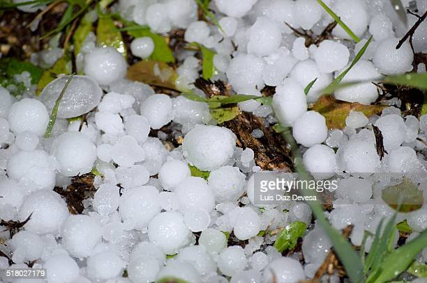 Hailstone Stock Photos And Pictures Getty Images
