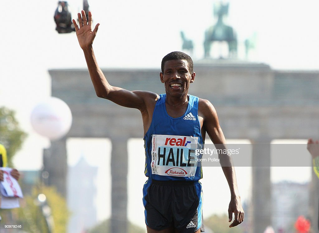 36th Berlin Marathon 2009