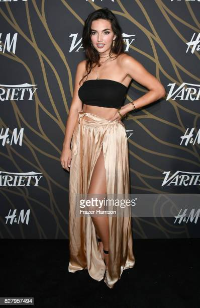 Hailee Keanna Lautenbach attends Variety Power of Young Hollywood at TAO Hollywood on August 8 2017 in Los Angeles California
