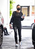 Celebrity Sightings In Los Angeles - May 29, 2020