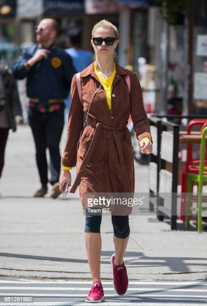 Hailey Clauson seen on May 9 2017 in New York City