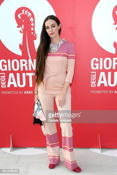 Hailey Gates attends the 'Miu Miu Women's Tales' photocall during the 74th Venice Film Festival at on August 31 2017 in Venice Italy
