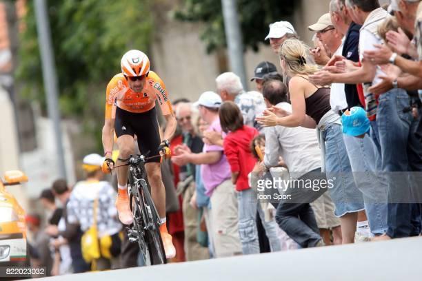 Haimar ZUBELDIA Contre la montre Cholet / Cholet Tour de France