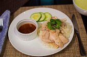 Hainan chicken on rice Tonight is Singapore night for Suhuyini Abudulai and her partner Brock Wilimek The couple have 'date night in' Friday nights...