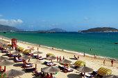 Hainan China beach