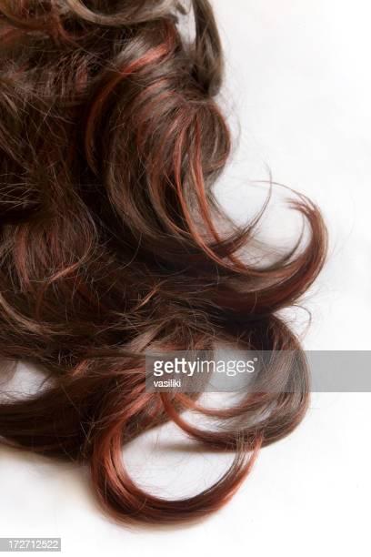 Fond de cheveux